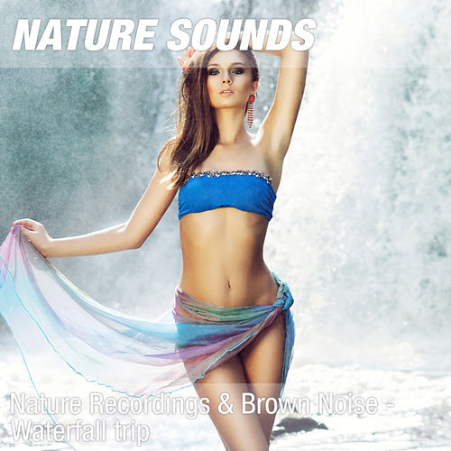 Nature Recordings & Brown Noise - Waterfall trip by Nature Sounds (1)