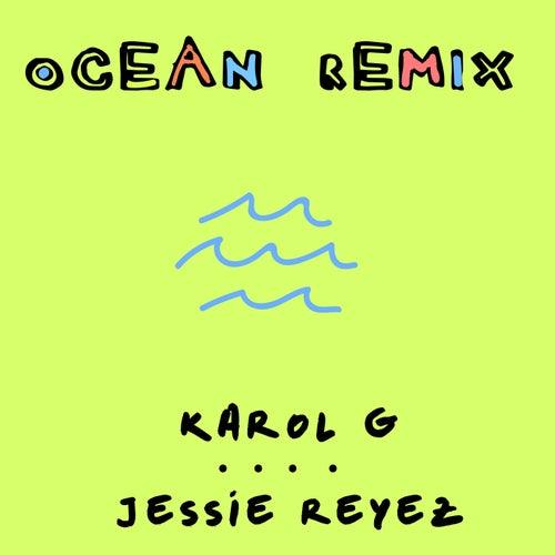 Ocean (feat. Jessie Reyez) (Remix) de Karol G