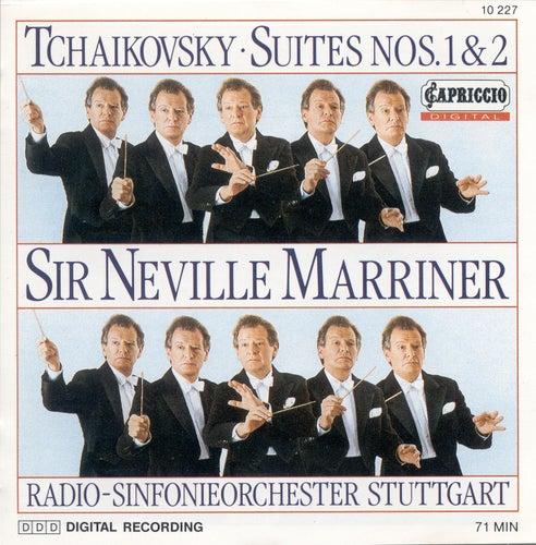Tchaikovsky, P.I.: Suites Nos. 1-2 by Neville Marriner