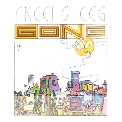 Angel's Egg (Deluxe Edition) de Gong