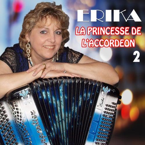 La Princesse de l'accordéon 2 de Erika
