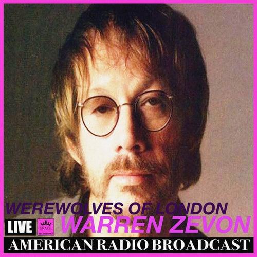 Werewolves Of London (Live) von Warren Zevon