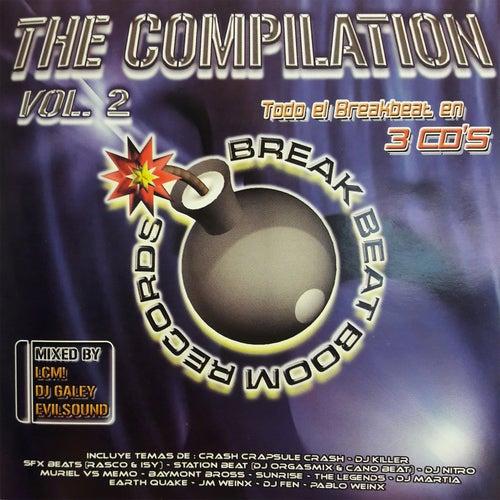 Break Beat Boom Records - The Compilation, Vol. 2 de Various Artists