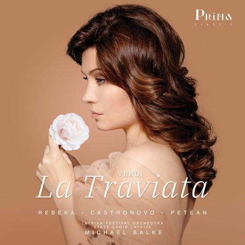 "La traviata / Act 2: ""Ah! Dite alla giovine"" van Marina Rebeka"