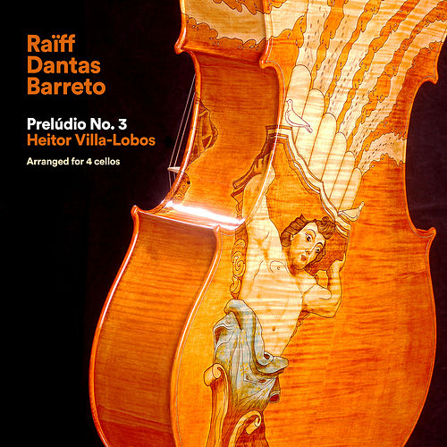 Prelúdio No. 3 (Arranged for 4 Cellos) de Raïff Dantas Barreto