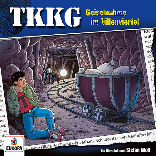 211/Geiselnahme im Villenviertel (neue Fassung) von TKKG
