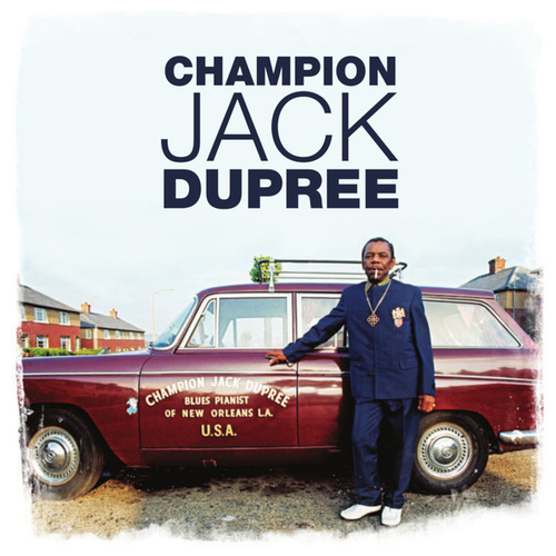Blues Pianist of New Orleans, Vol. 2 by Champion Jack Dupree