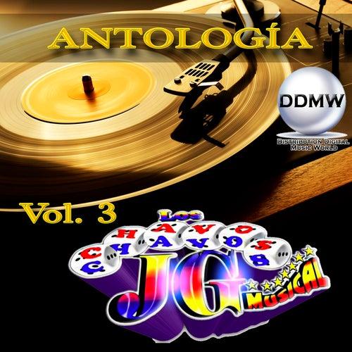 Antología, Vol. 3 von Los Chavos JG