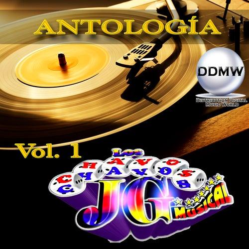 Antología, Vol. 1 von Los Chavos JG