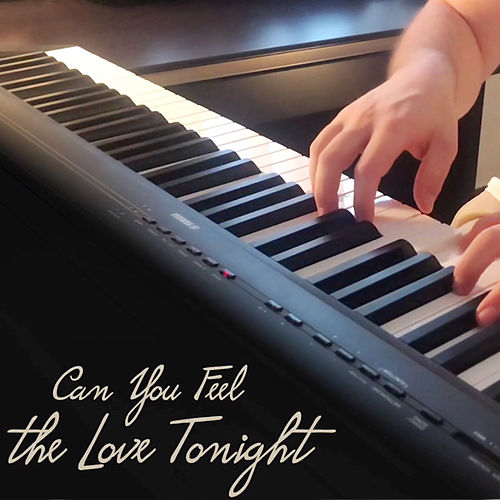 Can You Feel The Love Tonight by Naor Yadid