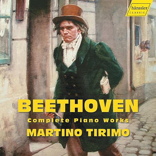 Beethoven: Piano Works von Martino Tirimo