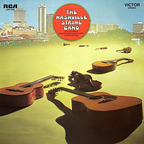 The Nashville String Band by The Nashville String Band