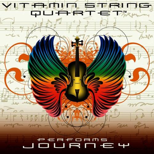 Vitamin String Quartet Performs Journey de Vitamin String Quartet