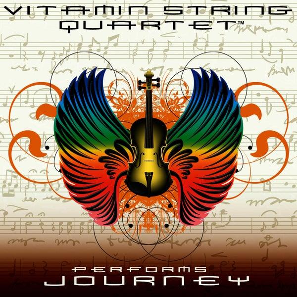 Vitamin String Quartet Performs Journey By Vitamin String