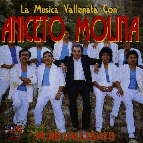 Puro Vallenato de Aniceto Molina