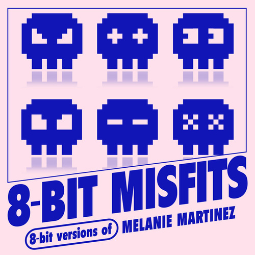 8-Bit Versions of Melanie Martinez de 8-Bit Misfits