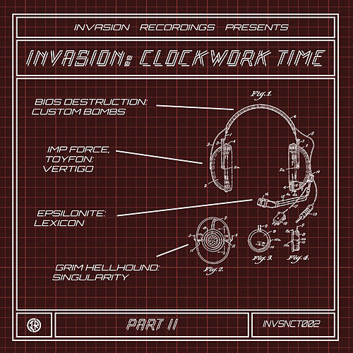 INVASION: Clockwork Time, Pt. II von Various