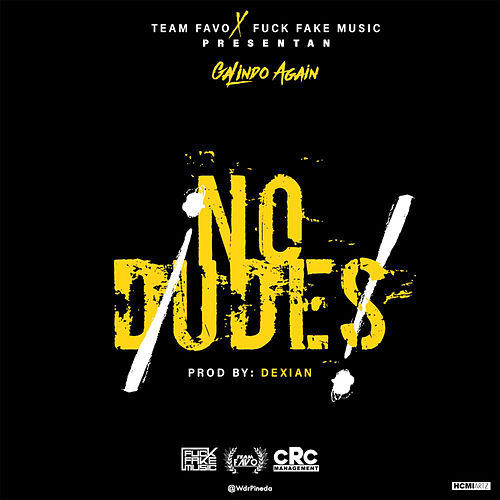No Dudes by Galindo Again