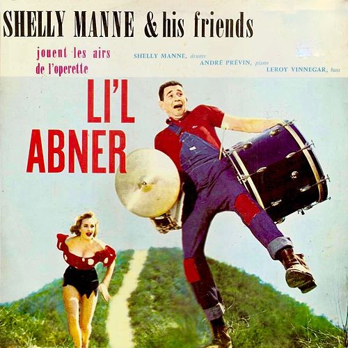 Li'l Abner (Remastered) de Shelly Manne