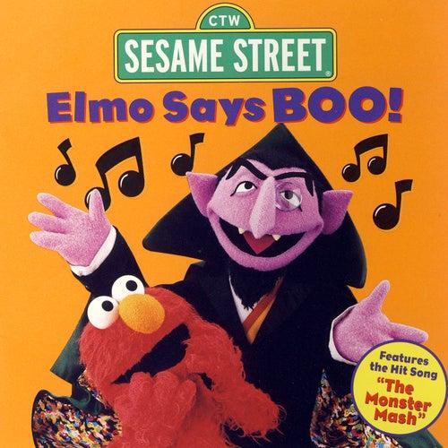 Sesame Street: Elmo Says Boo! by Sesame Street