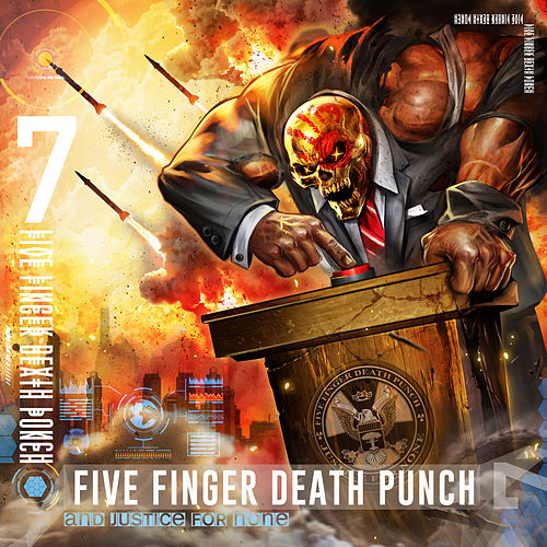 And Justice for None (Standard (MFit) [iTunes Only]) de Five Finger Death Punch