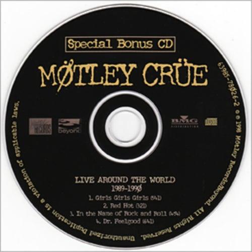 Live Around The World 1989-1990 by Motley Crue