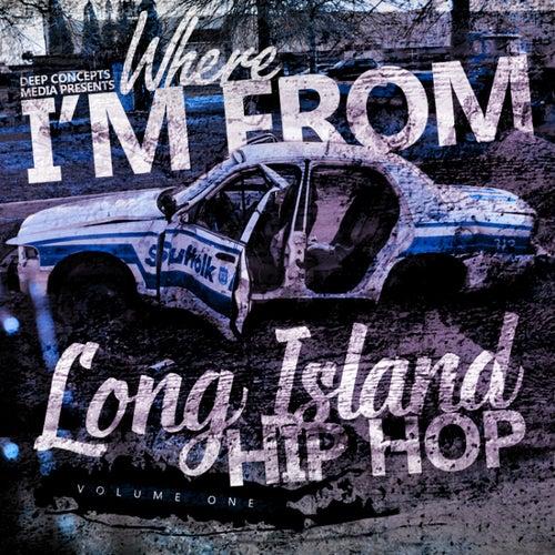 Where i'm From: Long Island Hip Hop by DJ Mickey Knox