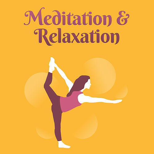 Meditation & Relaxation: Soothing Sounds to Calm Down, Deep Meditation, Ambient Yoga de Meditación Música Ambiente