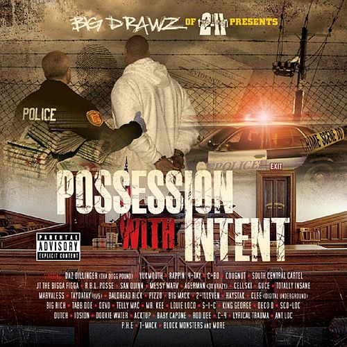 Possession With Intent Vol. 1 Disc 1 von Various Artists