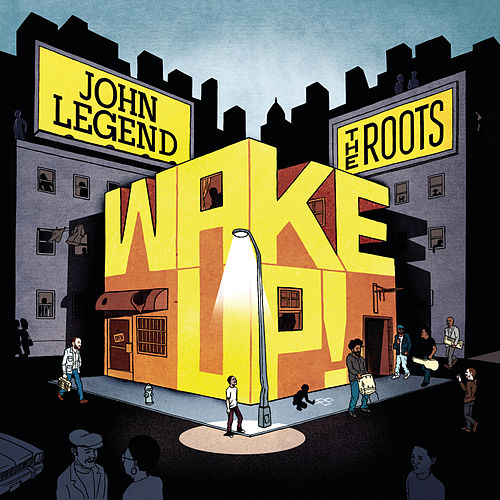 Wake Up! fra John Legend