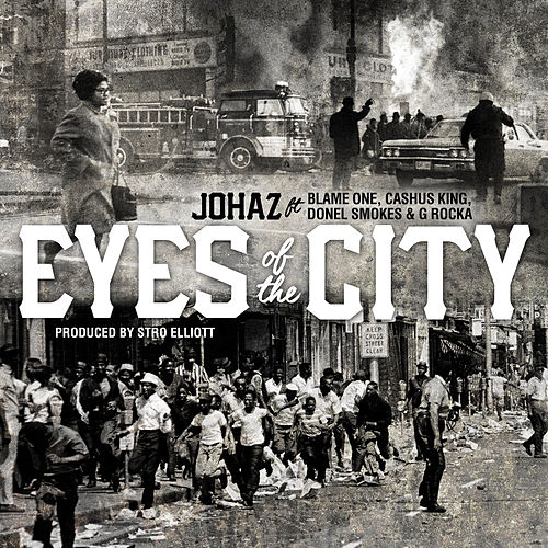 Eyes Of The City by Johaz