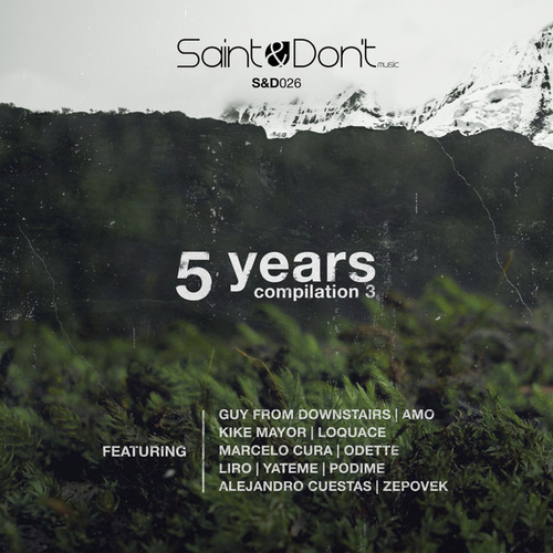 5 Years Compilation 03 von Various