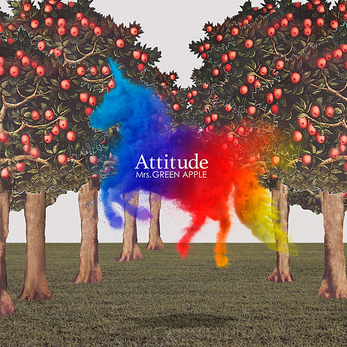 Attitude de Mrs. Green Apple