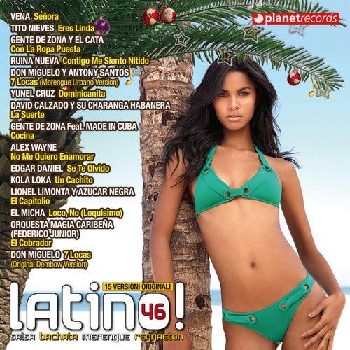 Latino 46 - Salsa Bachata Merengue Reggaeton (Latin Hits) de Various Artists