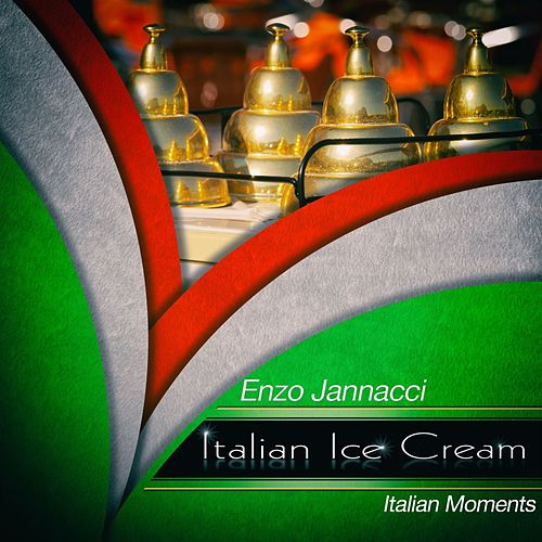 Italian ice cream di Enzo Jannacci