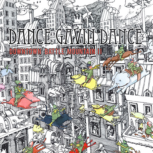 Downtown Battle Mountain ll (Instrumental) by Dance Gavin Dance