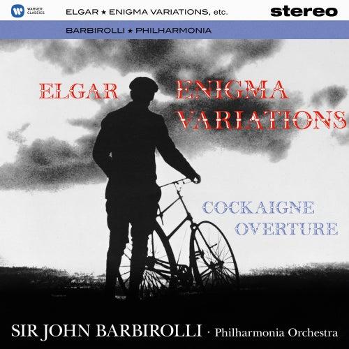 Elgar: Enigma Variations, Op. 36 & Cockaigne Overture, Op. 40 de Sir John Barbirolli
