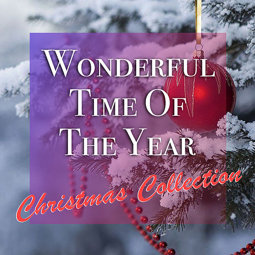 Wonderful Time Of The Year Christmas Collection von Various Artists