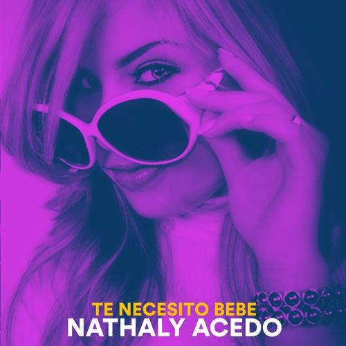 Te Necesito Bebe by Nathaly Acedo