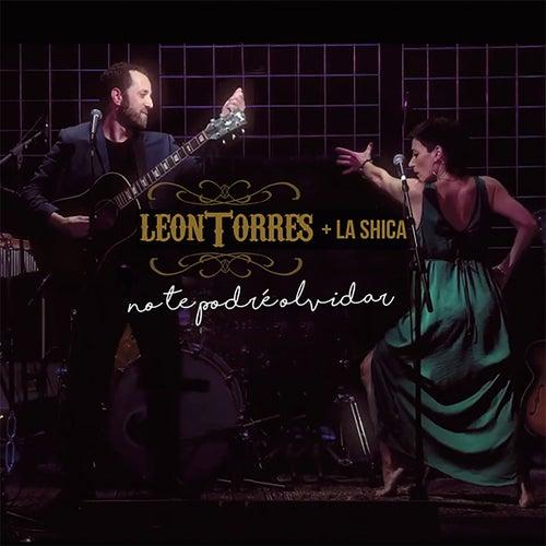 No Te Podré Olvidar (En Directo) de León Torres