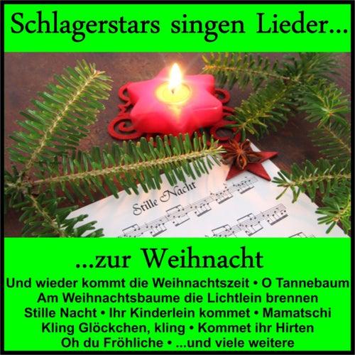 Schlagerstars singen Lieder zur Weihnacht de Various Artists