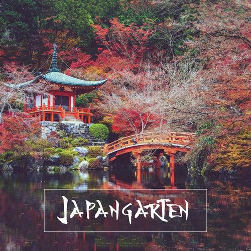 Japangarten - Entspannende Spa-Meditationsmusik, Flöte, Naturgeräusche und Asiatische Zen-Musik für Massage de Verschiedene Interpreten