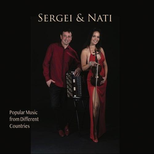 Popular Music from Different Countries von Sergei