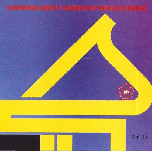 Concurso Adolfo Guzmán de Música Cubana, Vol. 11 by German Garcia