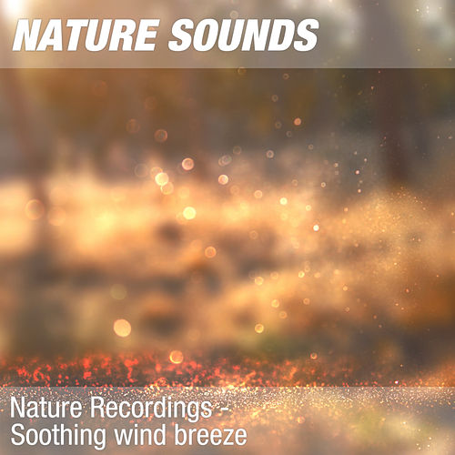 Nature Recordings - Soothing wind breeze by Nature Sounds (1)