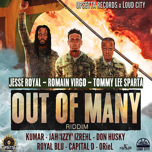 Out of Many Riddim von Various Artists