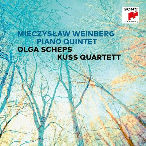 Mieczyslaw Weinberg: Piano Quintet, Op. 18 de Olga Scheps