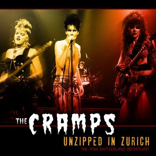 Unzipped In Zurich de The Cramps