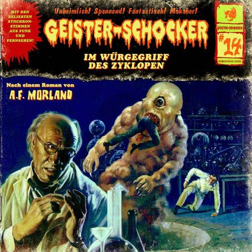 Folge 14: Der Würgegriff des Zyklopen von Geister-Schocker