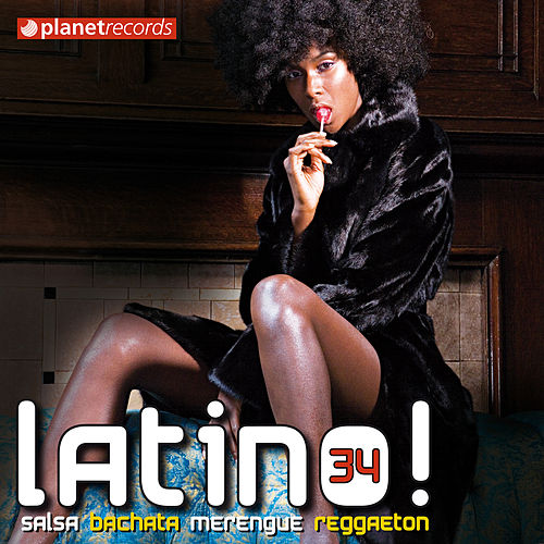 Latino 34 - Salsa Bachata Merengue Reggaeton (Latin Hits) de Various Artists
